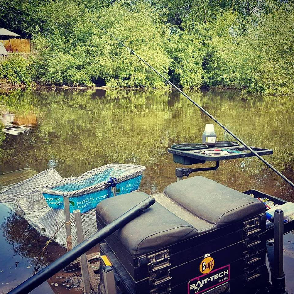 River Fishing Opening Weekend And Stick Float Session- By Danny Bellfield