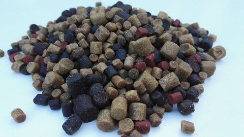 Pellets 2.5Kg 4-11mm - Cheshire Particle