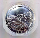 2012 Chaco Culture 5 oz .999 Fine Silver ATB 25c Bullion Coin - From Mint Tube