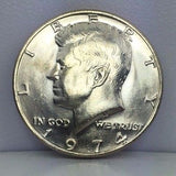 1974 50c Kennedy Half Dollar Uncirculated or Better Philadelphia Mint JFK Coin