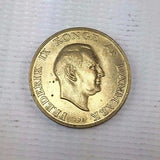 1948 Denmark Krone - Mid Century Danish Coin - Brilliant Uncirculated  611148