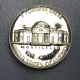 1973 S 5c Proof Jefferson Nickel - Yearly Special Presentation Strike Coin