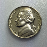 1970 S 5c Proof Jefferson Nickel - Yearly Special Presentation Strike Coin