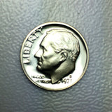 1973 S 10c Proof Roosevelt Dime Yearly Proof Presentation Strike Coin