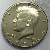 1973 S 50c Proof Kennedy Half Dollar - Yearly Special Presentation Strike Coin