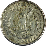 1921-S $1 Morgan Silver Dollar San Francisco Mint About Uncirculated (AU) 2766DM