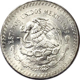 Mexico Silver Onza, Troy Ounce of Silver, 1985, Libertad Bullion Coin