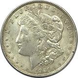 1921 $1 Morgan Silver Dollar - Philadelphia Mint - About Uncirculated 415-21DO
