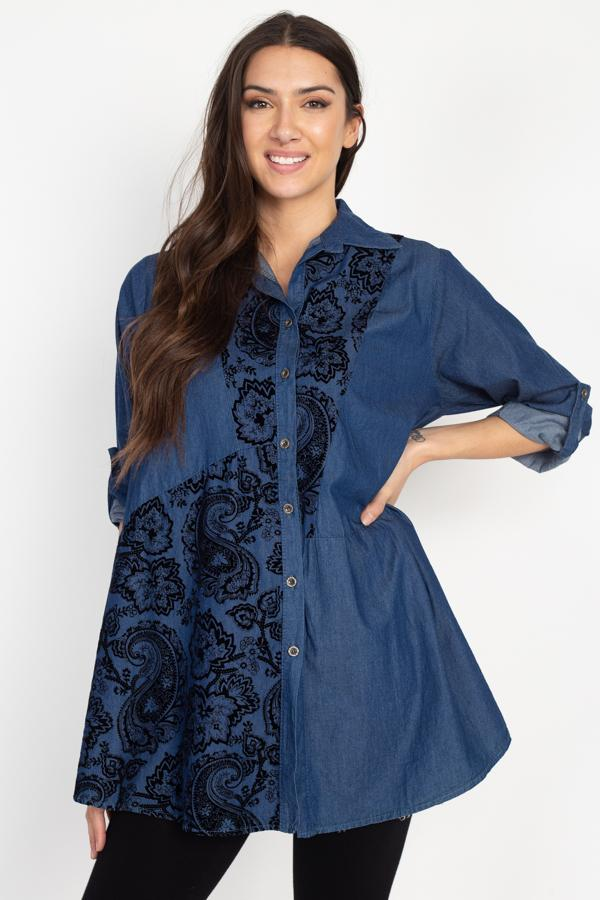 Willa Tunic - 8402