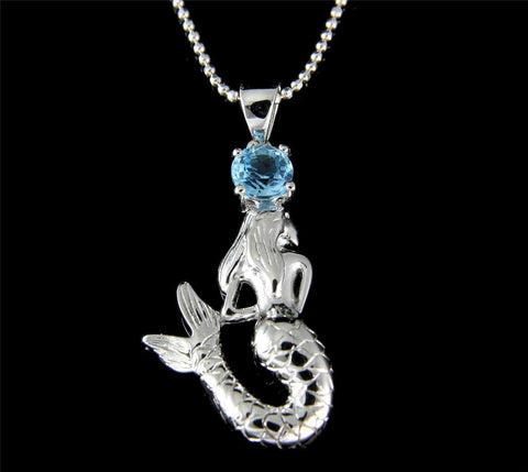 Sterling Silver Mermaid Jewelry