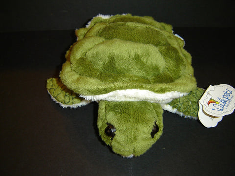 Wishpets Small Green Sea Turtle stuffed animal (SA-16)