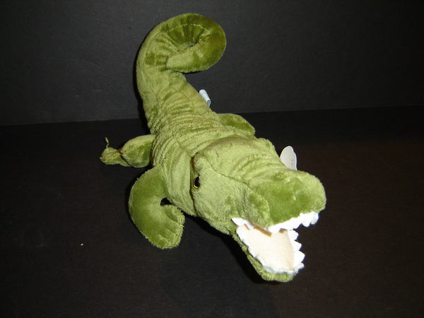 Wishpets Plush realistic looking Alligator stuffed animal (SA-22)