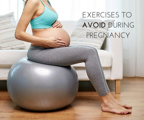 Exercises to Avoid During Pregnancy - Mumberry