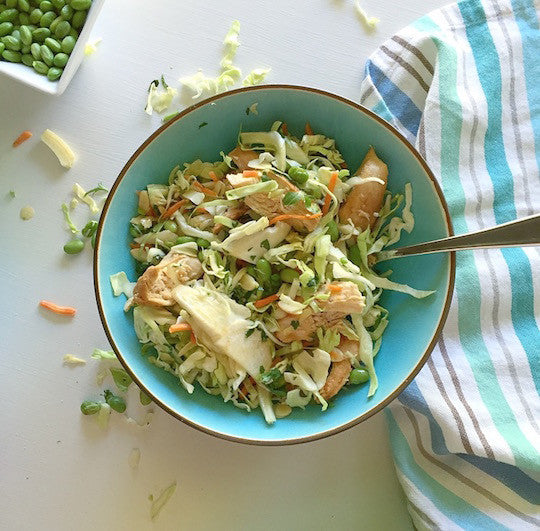 Chinese Chicken Power Salad - Mumberry