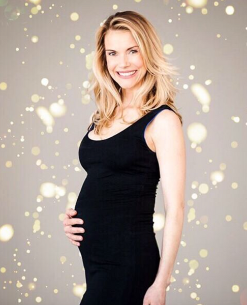 Celebrity yoga trainer, Kristin McGee, on staying fit while pregnant - Mumberry
