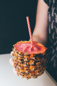 watermelon pineapple smoothie