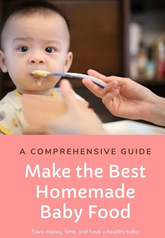 Guide to Making Baby Food at Home