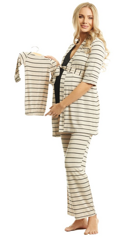 maternity and nursing pajamas