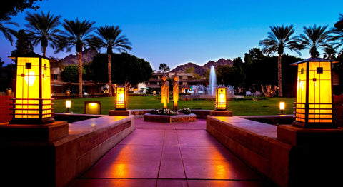 arizona biltmore desert babymoon destination