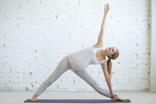 yoga flows that are best pregnancy workouts
