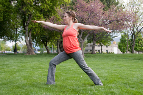 exercises for pregnant moms