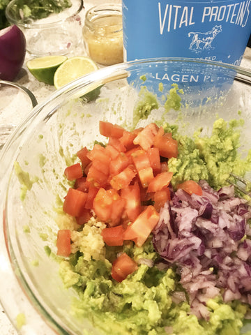 protein guacamole ingredients for pregnancy