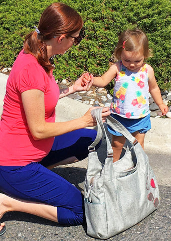 haiku diaper bag review