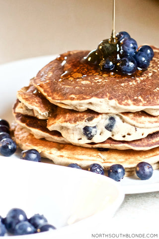 healthy pancakes for breakfasts during pregnancy