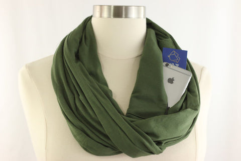 pocket scarf gift for pregnant women