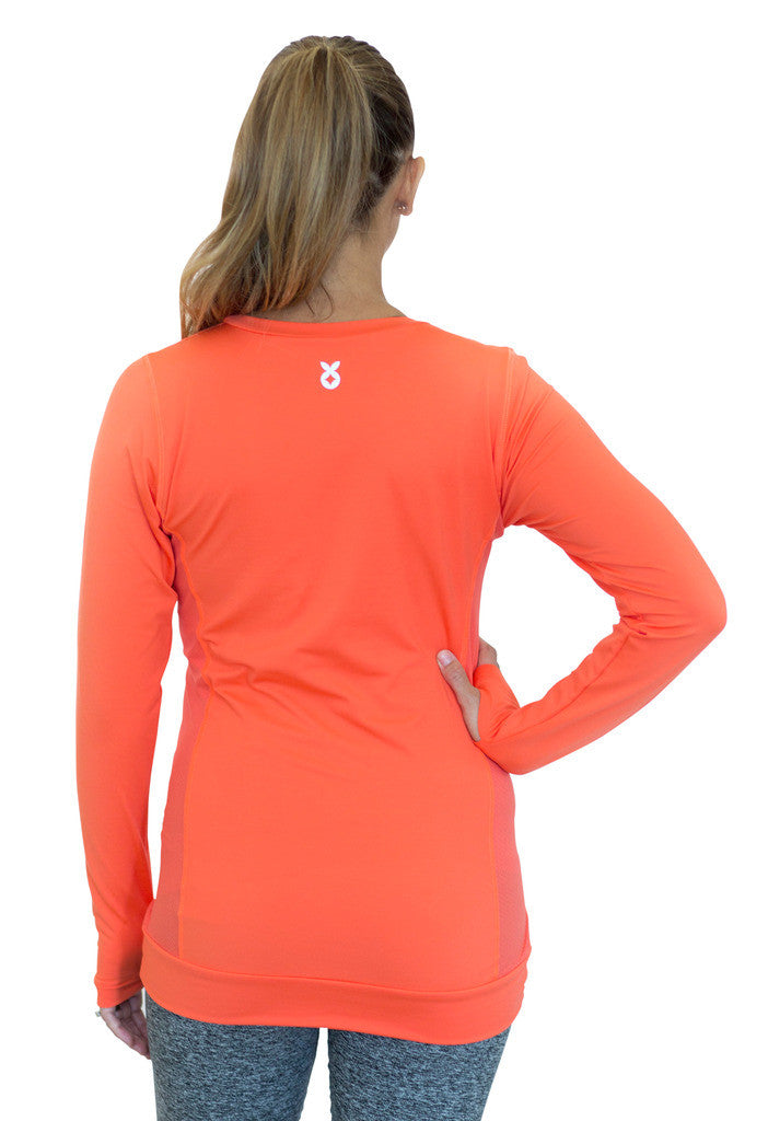 Dynamic Maternity Shirt with Mumband Pregnancy Belly Support