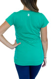 Vigor Maternity Tee with Mumband Support