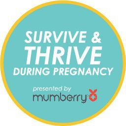 Survive & Thrive During Pregnancy Resource Library and Mum-To-Be Community