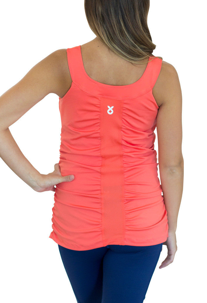 Boost Maternity Tank with Mumband Support