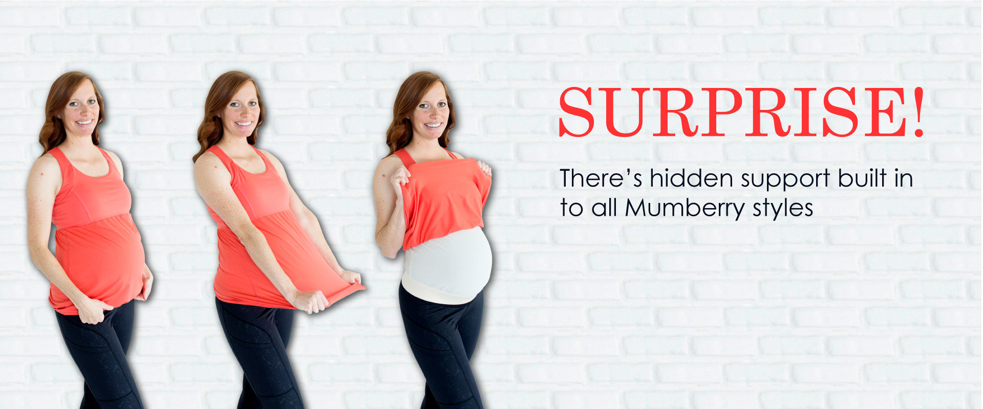 Learn How the Mumband helps with your fit pregnancy