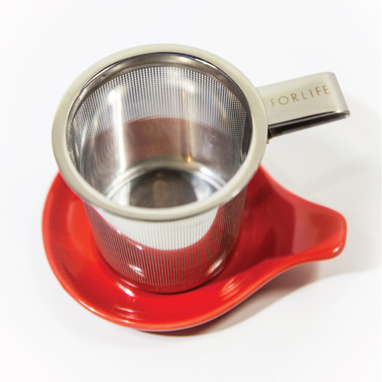 Infuser with Dish