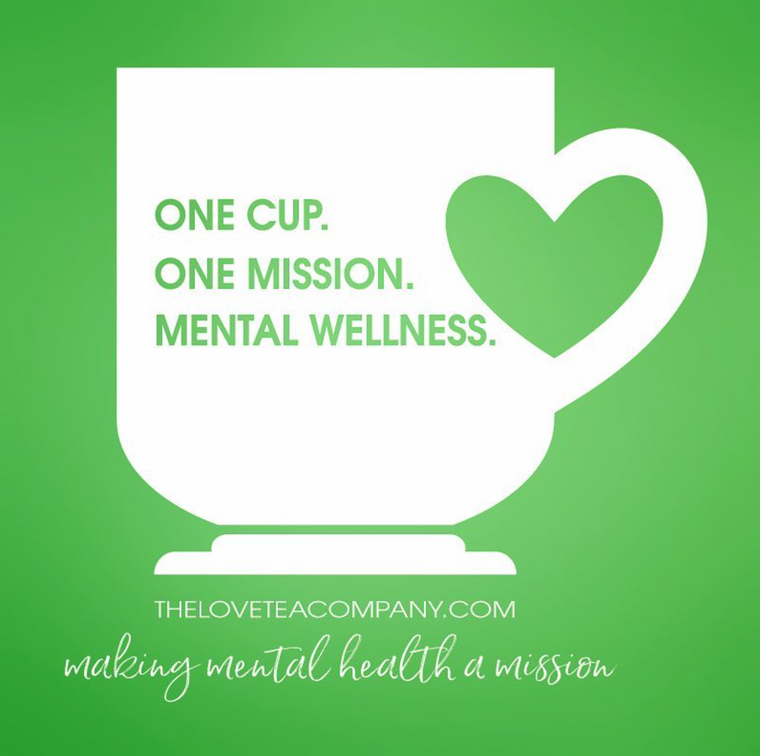 Green Tea for Mental Health Month