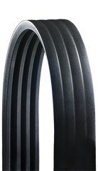 Deep Wedge Banded V-Belts