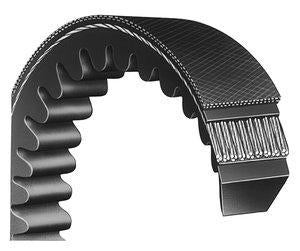 3vx1250_bando_oem_equivalent_cogged_wedge_v_belt