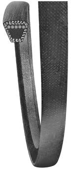 METRIC STANDARD 6PK1539 Replacement Belt