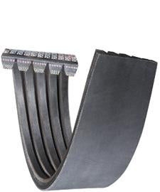 2_5v3850_wedge_banded_v_belt