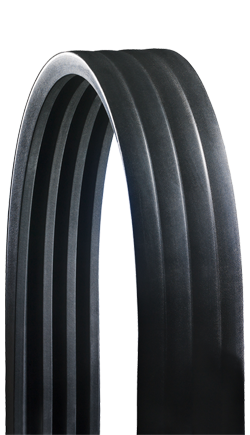 25v1000_pirelli_oem_equivalent_banded_wedge_v_belt