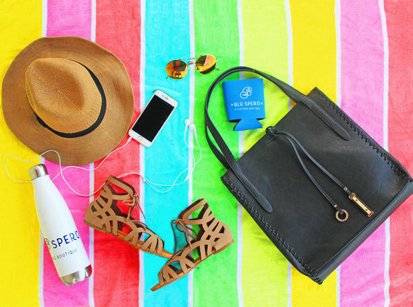 5 Beach Bag Essentials You Need Now