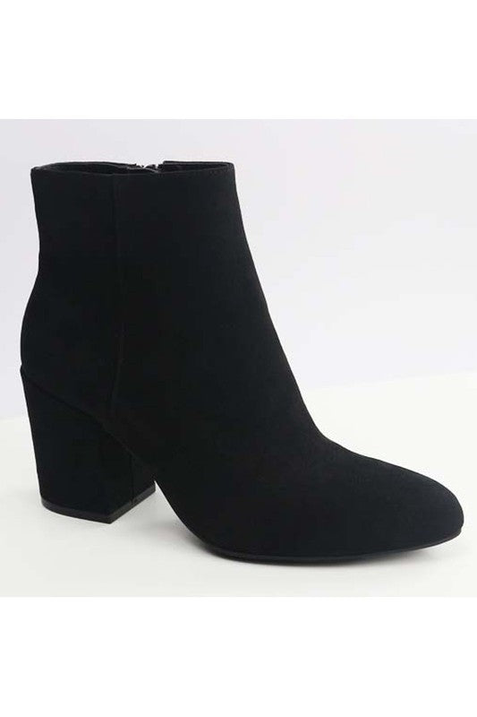 SAMANTHA BLACK BOOTIE