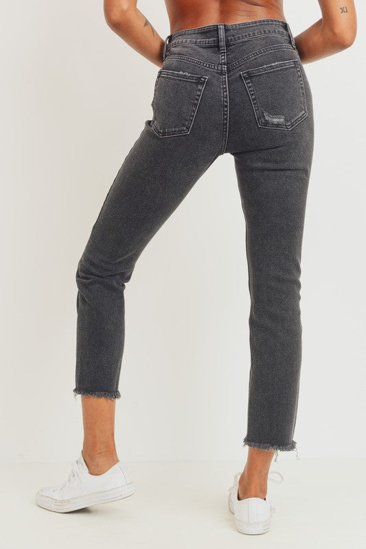 REAL LIFE WASHED BLACK DENIM | Just Panmaco Inc.(Just USA) Blu Spero online shopping