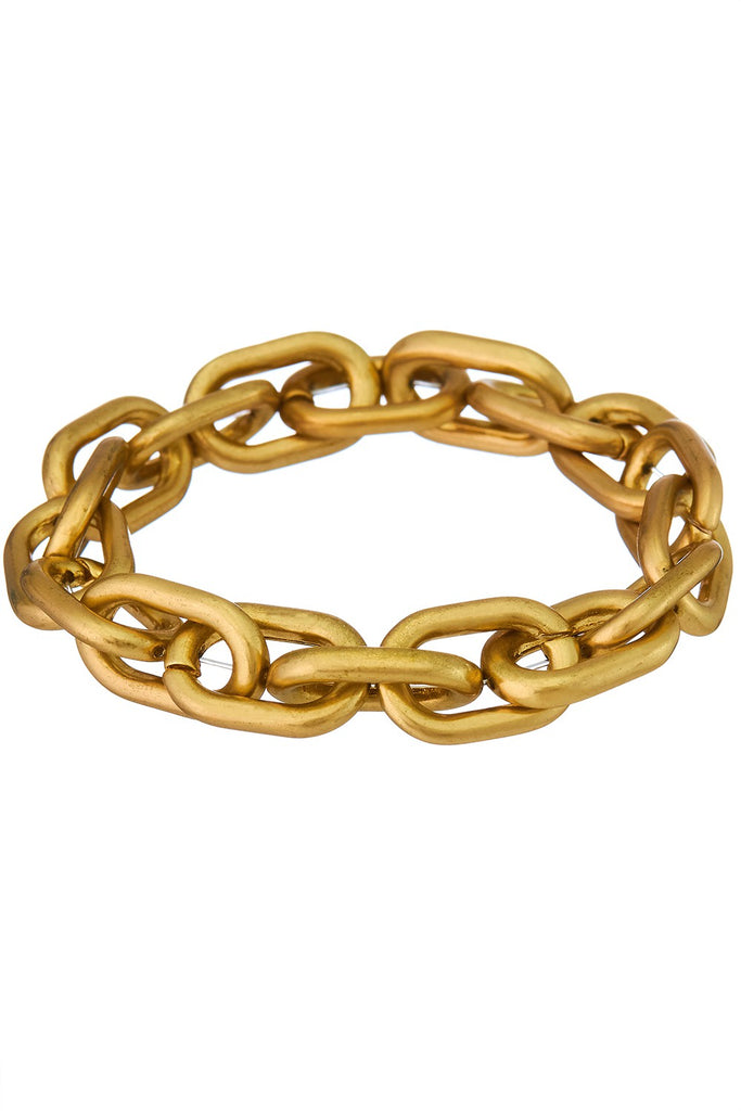 GOLD CHAIN BRACELET | GIRLY Blu Spero online shopping