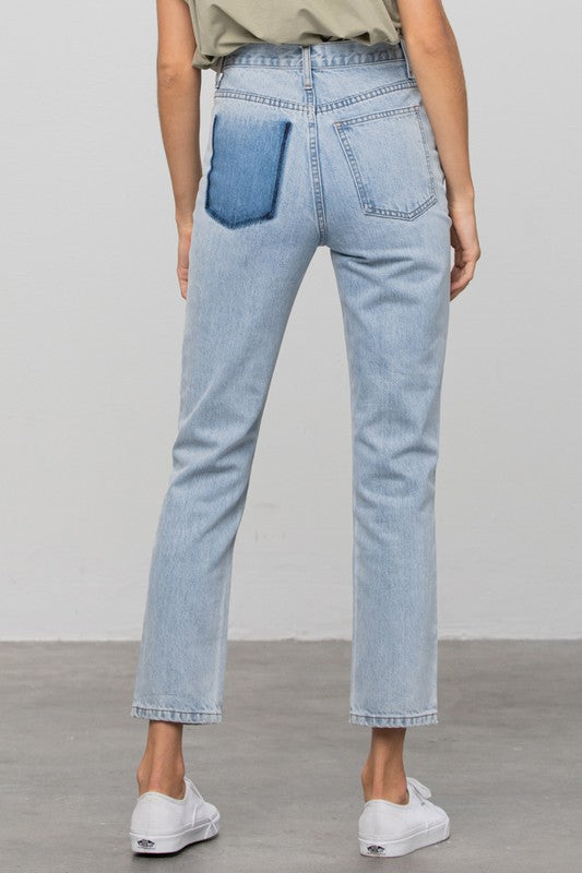 HEY YOU TAPERED JEANS
