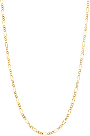 LINK GOLD THIN CHAIN NECKLACE | GIRLY Blu Spero online shopping