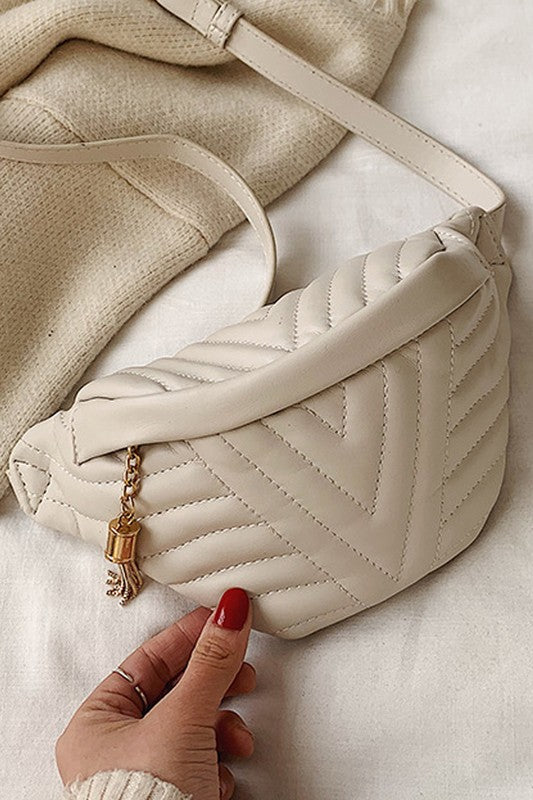 FASHION CROSSBODY BAG - 2 COLORS