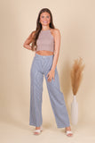 STRAWBERRY FIELDS DENIM SHORTS