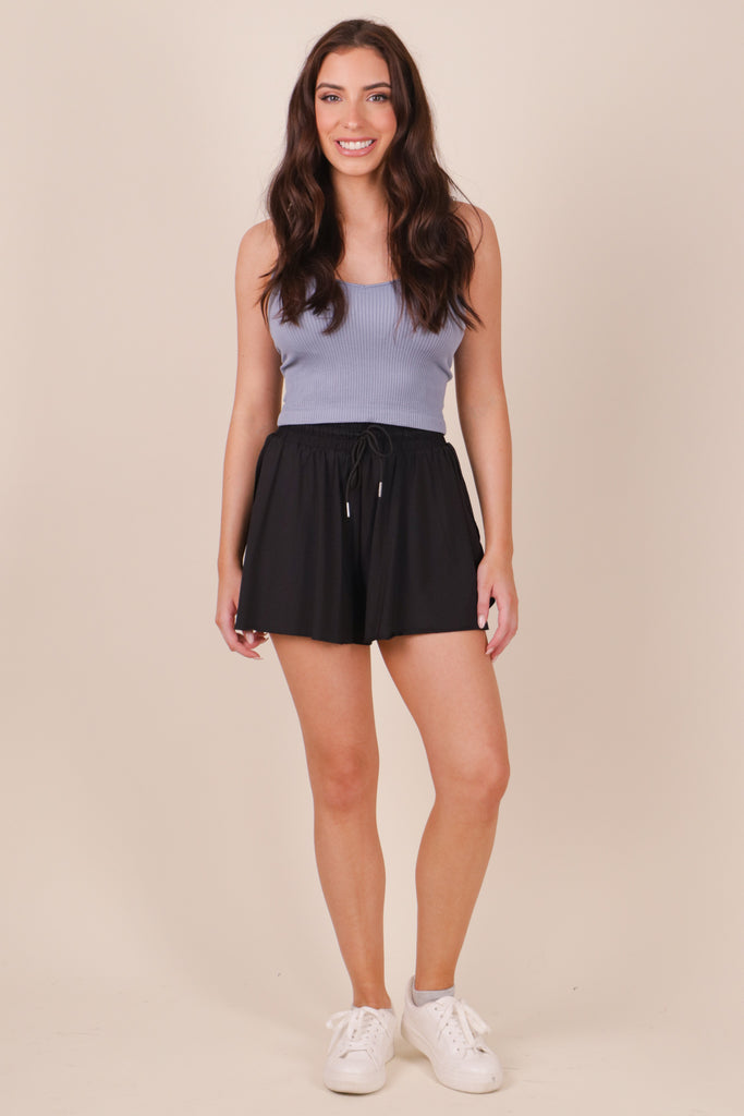 LADYLIKE PURPLE EARRINGS